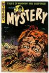 Cover for Mister Mystery (Stanley Morse, 1951 series) #11