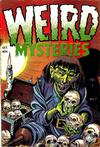 Cover for Weird Mysteries (Stanley Morse, 1952 series) #7