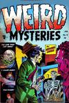 Cover for Weird Mysteries (Stanley Morse, 1952 series) #8