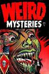 Cover for Weird Mysteries (Stanley Morse, 1952 series) #10