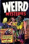 Cover for Weird Mysteries (Stanley Morse, 1952 series) #11