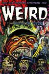 Cover for Weird Tales of the Future (Stanley Morse, 1952 series) #7