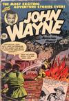 Cover for John Wayne Adventure Comics (Toby, 1949 series) #21
