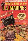 Cover for Monty Hall of the U.S. Marines (Toby, 1951 series) #6