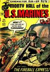 Cover for Monty Hall of the U.S. Marines (Toby, 1951 series) #7