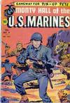 Cover for Monty Hall of the U.S. Marines (Toby, 1951 series) #9
