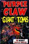 Cover for The Purple Claw (Toby, 1953 series) #3