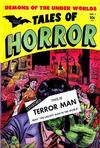 Cover for Tales of Horror (Toby, 1952 series) #1