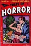 Cover for Tales of Horror (Toby, 1952 series) #2