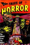 Cover for Tales of Horror (Toby, 1952 series) #7