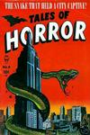 Cover for Tales of Horror (Toby, 1952 series) #8