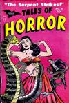 Cover for Tales of Horror (Toby, 1952 series) #10