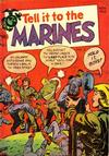 Cover for Tell It to the Marines (Toby, 1952 series) #5
