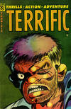 Cover for Terrific (Comic Media, 1954 series) #14