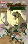 Cover for Cadillacs and Dinosaurs (Topps, 1994 series) #1 [Special Collectors Edition]