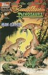 Cover for Cadillacs and Dinosaurs (Topps, 1994 series) #5 [Special Collectors Edition]