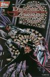 Cover for Dracula Versus Zorro (Topps, 1993 series) #2