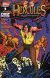 Cover for Hercules: The Legendary Journeys (Topps, 1996 series) #1