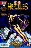Cover for Hercules: The Legendary Journeys (Topps, 1996 series) #4