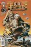 Cover for Hercules: The Legendary Journeys (Topps, 1996 series) #5