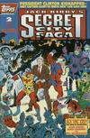 Cover for Jack Kirby's Secret City Saga (Topps, 1993 series) #2