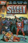 Cover for Jack Kirby's Secret City Saga (Topps, 1993 series) #4