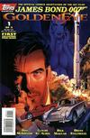 Cover for James Bond 007 / Goldeneye (Topps, 1996 series) #1