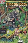 Cover for Jurassic Park (Topps, 1993 series) #1