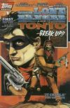 Cover for The Lone Ranger and Tonto (Topps, 1994 series) #1