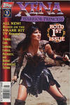 Cover for Xena: Warrior Princess (Topps, 1997 series) #1 [Photo Cover A]