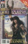 Cover for Xena: Warrior Princess: And the Original Olympics (Topps, 1998 series) #1