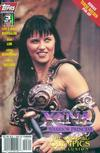 Cover for Xena: Warrior Princess: And the Original Olympics (Topps, 1998 series) #3 [Photo Cover]