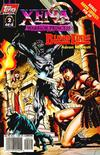Cover for Xena: Warrior Princess: Bloodlines (Topps, 1998 series) #2
