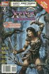 Cover for Xena: Warrior Princess: The Orpheus Trilogy (Topps, 1998 series) #2