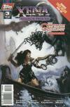 Cover for Xena: Warrior Princess: The Orpheus Trilogy (Topps, 1998 series) #3