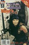 Cover for Xena: Warrior Princess: The Wrath of Hera (Topps, 1998 series) #1