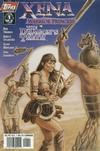 Cover for Xena: Warrior Princess/The Dragon's Teeth (Topps, 1997 series) #1