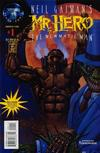 Cover for Neil Gaiman's Mr. Hero - The Newmatic Man (Big Entertainment, 1995 series) #1