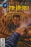 Cover for Neil Gaiman's Mr. Hero - The Newmatic Man (Big Entertainment, 1995 series) #2