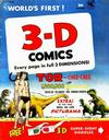 Cover for 3-D Comics (St. John, 1953 series) #2 [b]