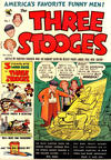 Cover for Three Stooges (St. John, 1953 series) #1