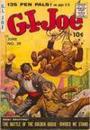 Cover for G.I. Joe (Ziff-Davis, 1951 series) #39