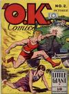 Cover for O.K. Comics (Worth Carnahan, 1940 series) #2