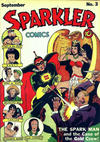 Cover for Sparkler Comics (United Features, 1941 series) #3