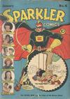Cover for Sparkler Comics (United Features, 1941 series) #v2#6 (6)