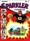 Cover for Sparkler Comics (United Features, 1941 series) #v2#7