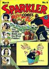 Cover for Sparkler Comics (United Features, 1941 series) #v2#8 (8)