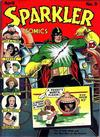 Cover for Sparkler Comics (United Features, 1941 series) #9