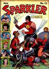 Cover for Sparkler Comics (United Features, 1941 series) #v2#11 (11)
