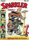 Cover for Sparkler Comics (United Features, 1941 series) #13